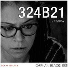 Cosima, 324B21 - Orphan Black
