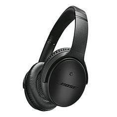 Bose QuietComfort 25 Noise Cancelling Headphones, Special Edition for Apple Devices, Triple Black Bose http://smile.amazon.com/dp/B0117RFP0Y/ref=cm_sw_r_pi_dp_MToJwb091C5TA