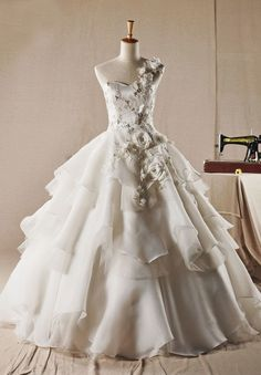 beauty and the beast wedding dress - Google Search