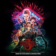PRE-ORDER: Kyle Dixon & Michael Stein - 'Stranger Things 3 (Original Score from the Netflix Series)' The soundtrack. Stranger Things Netflix, Stranger Things Season 3, Netflix Original Series, Netflix Series, Netflix Netflix, Netflix Account, Tv Series, Michael Stein, Netflix Originals