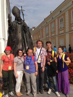 Wadowice, Juan Pablo II: Natalie, Josephin, Susanne, Michal, Navid, Johanna