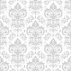 Decorative damask pattern. vintage ornam... | Premium Vector #Freepik #vector #pattern #floral #swirl #royal