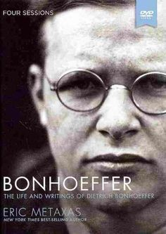 New York Times best seller - Bonhoeffer: Pastor, Martyr, Prophet, Spy Author by Eric Metaxas Dietrich Bonhoeffer, New York Times, Ny Times, This Is A Book, The Book, Reading Lists, Book Lists, Reading Room, Reading