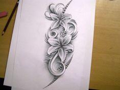 flower tats by WillemXSM.deviantart.com