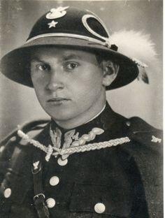 Soldier of Podhale Rifle Regiment - parade uniform:
