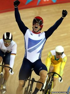 Chris Hoy Cycling Olympic Winner Poster Large Assortment Sports Memorabilia London 2012