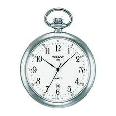 Coole Tissot T-Pocket Lepine Pocket Watch Drawing, Realistic Rose Drawing, Mago Tattoo, Rolex Watches, Watches For Men, Tissot Mens Watch, Basic Tattoos, Clock Tattoo Design, Bronze