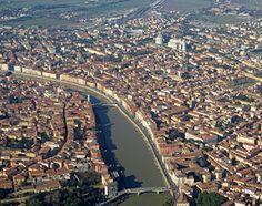 Pisa/Pise, Toscane, Italie