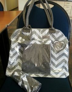 Doekesak/nappy bag.