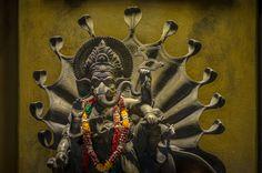 Ganesha statue by Marek Weisskopf on 500px