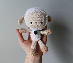 Stuffed full of cuteness by Tamarah Staschiak on Etsy