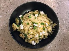 Kitchen Cactus: Corn and Zucchini Orzo Salad with Goat Cheese Orzo Salad, Goat Cheese Salad, Easy Weeknight Dinners, Zucchini, Goats, Side Dishes, Cactus, Kitchen, Recipes