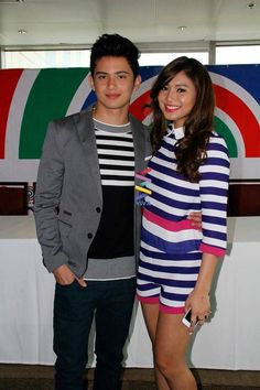 i love you james reid and nadine lustre bgay tlga kayo mag love team James Reid, Nadine Lustre, Jadine, My Forever, Tv On The Radio, New Movies, Cute Couples, Dramas, Beautiful People