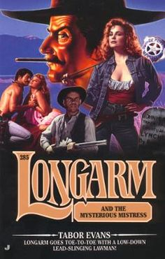 Longarm #285: Longarm and the Mysterious Mistress by Tabor Evans, Click to Start Reading eBook, More information to be announced soon on this forthcoming title from Penguin USA.