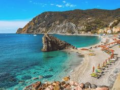 Archives des Unesco - B. Italie Cinque Terre, Beach List, Grace Bay Beach, Tulum Beach, Riomaggiore, Hidden Beach, Crystal Clear Water, Beaches In The World, Cruise Vacation