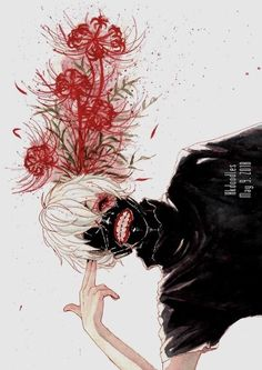 Celebrating the return of tg (Please don't repost my art) ig: hkdoodles Manga Anime, Manga Art, Ken Kaneki Tokyo Ghoul, Fanart, Tsukiyama, Death Note, Anime Comics, Anime Cosplay, Anime Love
