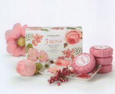 Saponcini 3 rosa