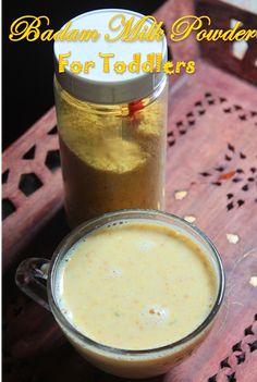 YUMMY TUMMY: Instant Badam Milk Powder for Toddlers