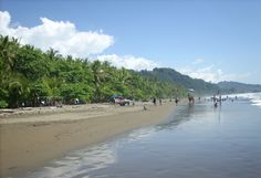 Dominical, Costa Rica. I'm going to be there this Christmas. Can't wait!