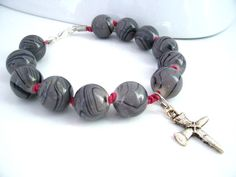 This #crossbraceletforwomen would be a perfect #gift by AllAboutJesusDesigns