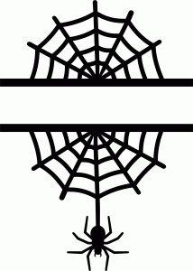 Silhouette Online Store: halloween skeleton profile frame