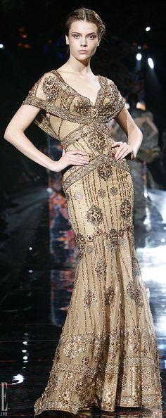 Zuhair Murad - Couture - Fall-Winter 2008-2009