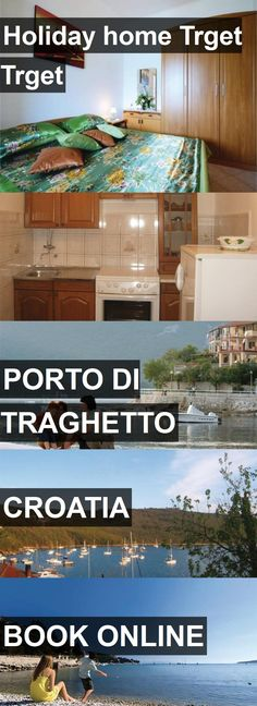 Hotel Holiday home Trget Trget in Porto di Traghetto, Croatia. For more information, photos, reviews and best prices please follow the link. #Croatia #PortodiTraghetto #travel #vacation #hotel