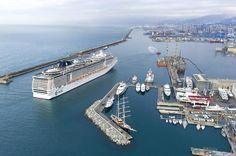 33 Stunning Photos from MSC Cruises' Newest and Biggest Ship