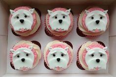 #cupcakes #dog #westie
