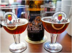 The Ale House: 600 rótulos de cerveja (muitas, muitas belgas)