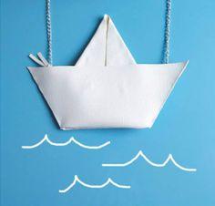 diy bolso barco