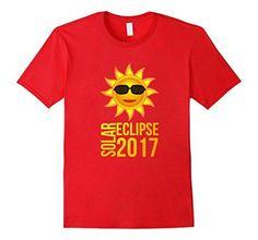 Sun Emoji Solar Eclipse Shirt 2017...