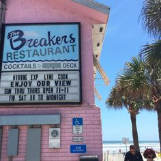 Old-School Seafood, Burgers, and More - New Smyrna Beach: Florida's Charmingly Hip Surf Town - Coastal Living