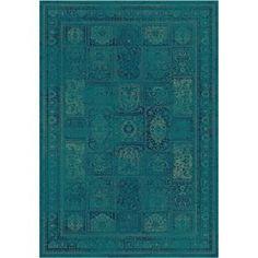 Safavieh Vintage VTG127-2220 Turquoise / Multi Area Rug