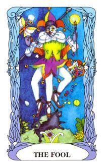 Significado del Loco en el Tarot