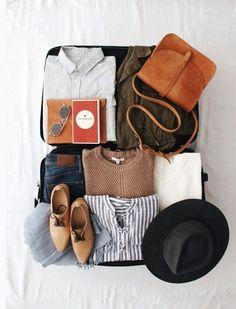 Primo viaggio da soli: come fare la valigia perfetta