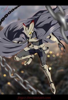 Akame ga kill 14: Tatsumi[Incursio] by Ftg07 on deviantART