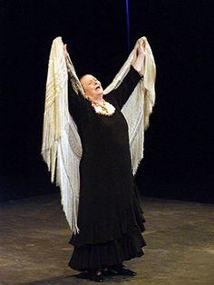 Matilde Coral, Flamenco Dancer