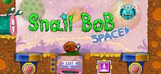 Snail Bob is back for a fourth adventure - this time in space. Interact with objects on the playfield to safely guide him to each level's exit.
