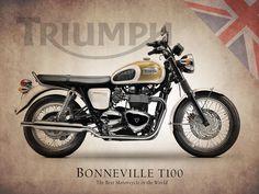 triumph-bonneville-t100 …
