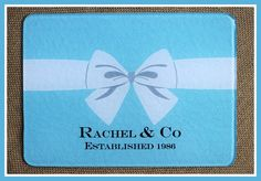 Personalized Glass Cutting Board in Colors to by ChicMonogram