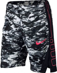 56d579e6d3 Nike Girls  Dry Elite Stripe Printed Basketball Shorts   BasketballShortsGirls Girls Nike Shorts