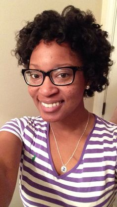 Perm rods on 4c Natural hair