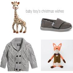 """baby boy wish list"" by erykaann on Polyvore"