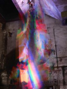 "Norbert Bisky ""Tanzteppich"", Austellungsansicht im Berghain - © VG… Berghain, Techno Club, Science Art, House Music, Vinyl Art, Installation Art, Creative, Olympics, Artist"