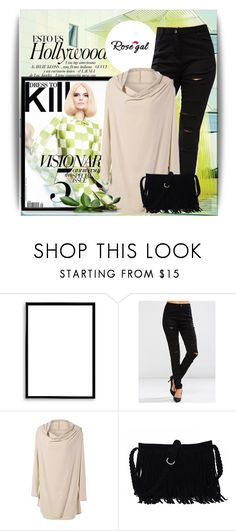 """Rosegal 71"" by pantarei85 ❤ liked on Polyvore featuring Bomedo"
