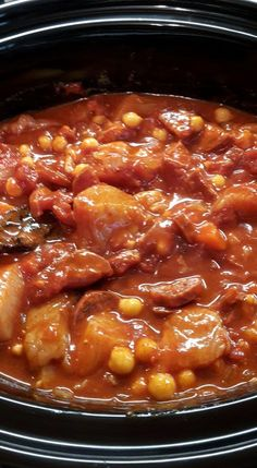 Slimming World Recipes: Chicken Chipotle & Chorizo Stew (Slow Cooker) I make this 20 syns for all. But could halve the chorizo for 10 syns and add free smoked bacon xxx Slow Cooker Slimming World, Slimming World Dinners, Slimming Eats, Slimming World Recipes, Healthy Food List, Healthy Eating, Healthy Recipes, Savoury Recipes, Brunch Recipes