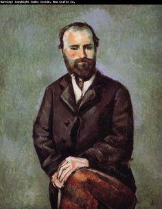 Paul Cezanne - Self Portrait, 1887 - Carnegie Museum of Art - Pittsburgh PA Cezanne Art, Paul Cezanne Paintings, Carnegie Museum Of Art, Art Museum, Cezanne Portraits, Cezanne Still Life, Still Life Artists, Painting Still Life, Learn Painting