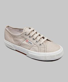 Look what I found on #zulily! Sand Linu Sneaker - Women by Superga #zulilyfinds