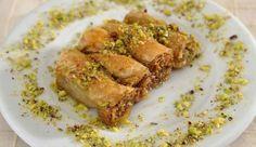 Σαραγλάκια νηστίσιμα Greek Recipes, Desert Recipes, Greek Sweets, Deserts, Pork, Food And Drink, Meat, Chicken, Dinner